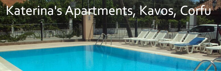 Self Catering Studios and Apartments in Kavos, Corfu