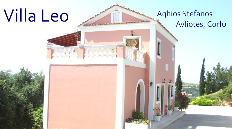 Self Catering Studios and Apartments in San Stefanos, Corfu
